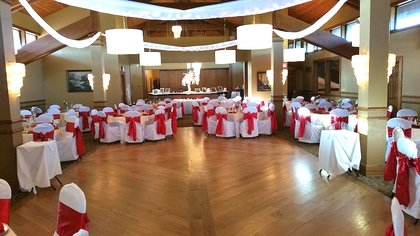 berry creek quinceanera hall